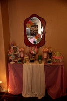 M&M bridal shower
